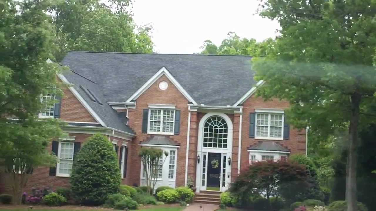 Luxury Homes In Charlotte NC ,Piper Glen Estates   YouTube