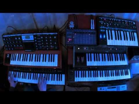 Old School Synth Improvisation