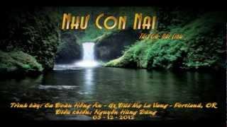 Như Con Nai - Nhu Con Nai
