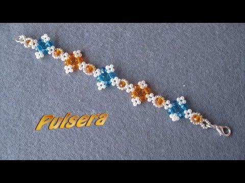 # DIY -Pulsera de verano -# DIY-easy summer bracelet