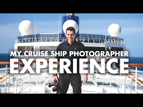 My Cruise Ship Photographer Experience