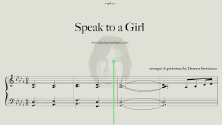 Download Speak to a Girl MP3 song and Music Video