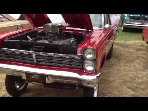 how to force ford falcon compressor to stay on