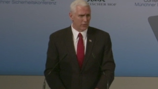 VP Pence: US commitment to NATO