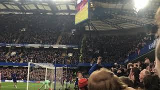 Chelsea 5 - 0 Stoke City