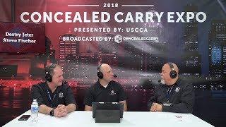 Destry Jeter and Steve Fischer - USCCA Expo 2018