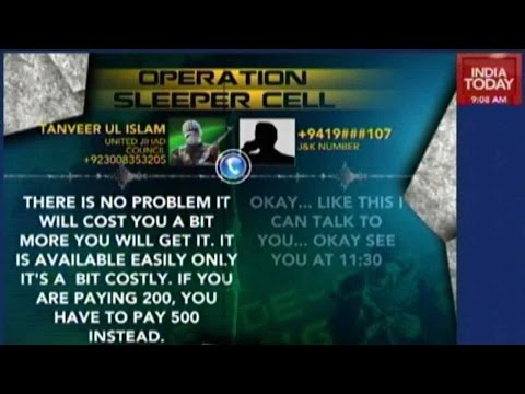 Operation Sleeper Cell: Terrorist Conversations Revealed