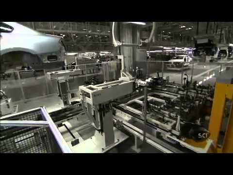 """New Volkswagen plant in Chattanooga featured on on """"How Do They Do It"""""""