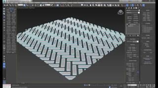 محاضرة رقم 4 : طريقة تحميل Floor Generator واستخدامه لعمل الأرضية