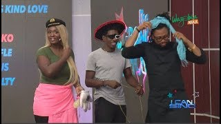 Uriel , Princess Uvbi,  Larry Foreman,  Aje Films, Kenart , Jide Awobona on THE OGBONGE SHOW