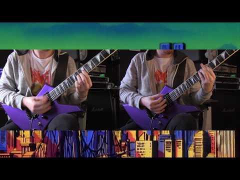 Swat Kats Tribute (Guitar Cover)