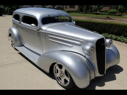 1936 Chevrolet Street Rod For Sale
