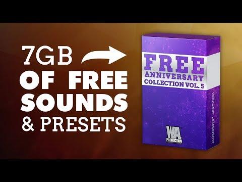 FREE Serum Future House | 36 Xfer Serum PResets - YouTube