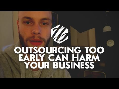 The Outsourcing Myth  — Why Outsourcing Too Early Can Harm Your Business | #235