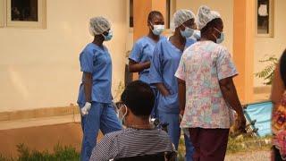Covid-19: Nigerian hospitals under pressure