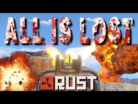 ALL IS LOST! | Rust Dual Survival #10