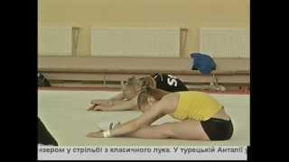 Украинские гимнастки: к ЧЕ готовы!
