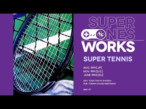 Super Tennis retrospective: Love-40 is in the air | Super NES Works #017