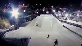 Epic Big Air Skiing Crashes at Winter X Games