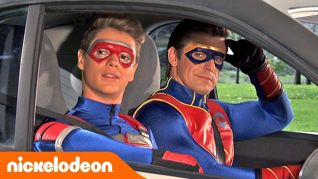 Henry Danger Viaje Por Carretera Latinoamerica Nickelodeon En Espanol Youtube