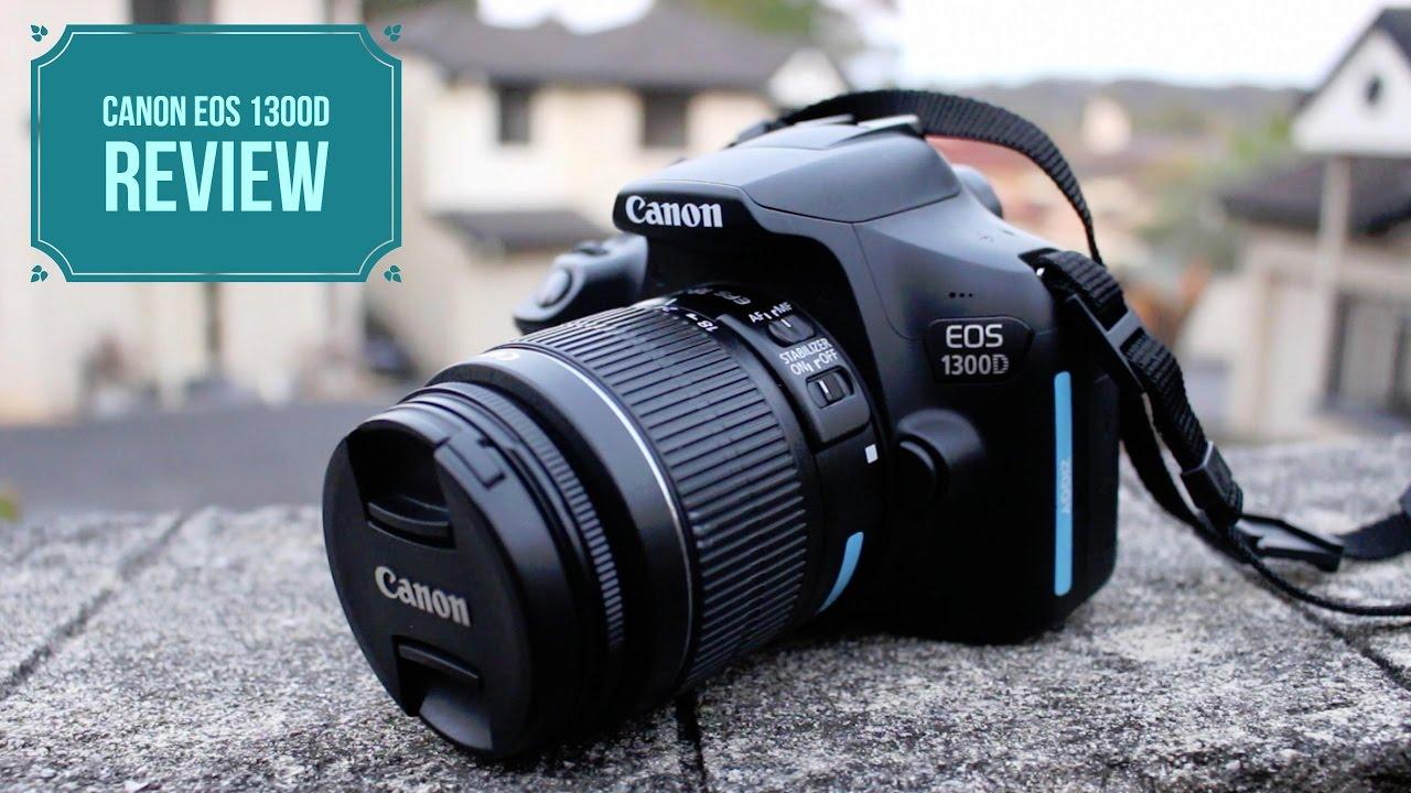 Canon Eos Rebel T61300d Dslr Review Youtube
