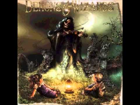 Demons and Wizards-Demons and Wizards Full Album (HQ)