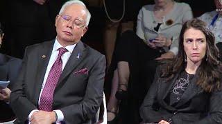 Betul Ke Najib Lelap Semasa Ucapan Asean Summit 2017