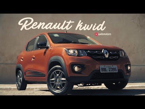 Renault Kwid - Teste Webmotors