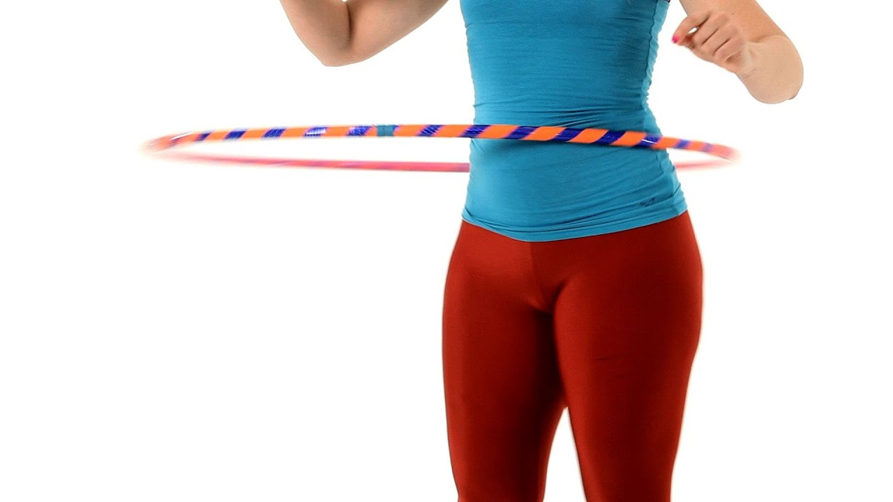Video de antrenament: Hula Hoop Exercise IV - Rutine De Antrenament Ușor