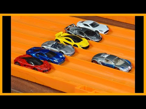 Forza Horizon Bugatti Veyron Hot Wheels Goliath