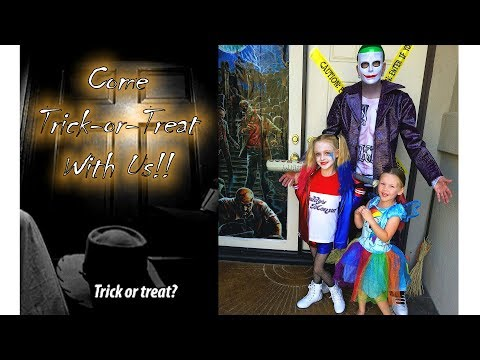 Come Trick or Treat With Us! Halloween Special 2018 | Beyond Family
