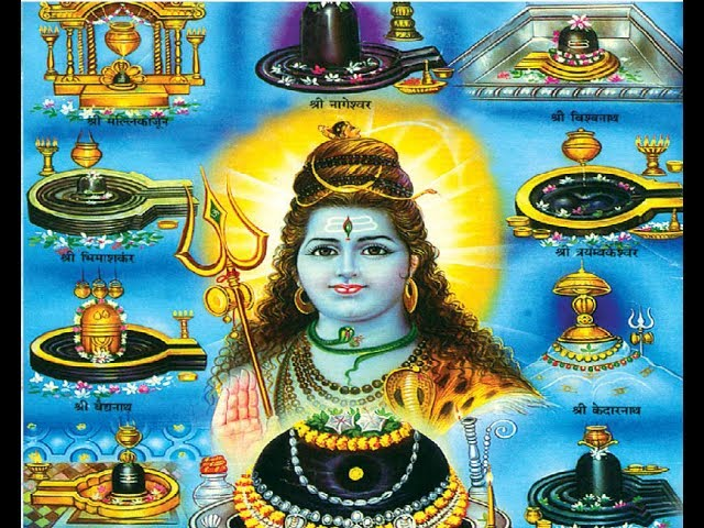 Your zodiac sign matches with a dwadasha jyotirlinga