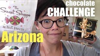 Chocolate Challenge -- Emmy Eats Arizona