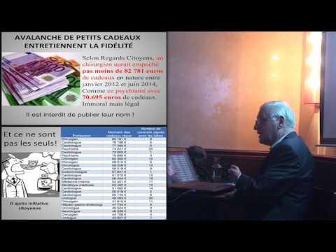 Gérard Delépine : [Big Pharma] Liaisons dangereuses médecins-labos