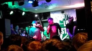 Смотреть видео ЗАМАЙ & СЛАВА КПСС | 17.12 - Москва | Live Stars отрывки концерта часть 2 онлайн