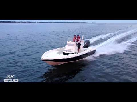 2018 Skeeter SX210 Overview