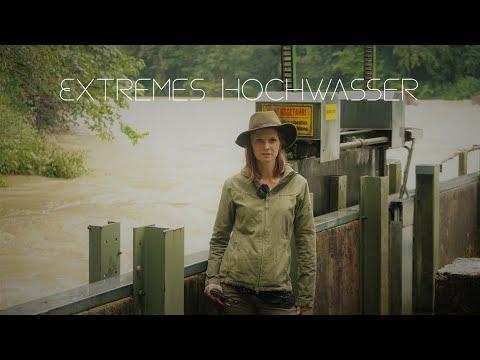 Naturgewalten - Extremes Hochwasser - Beeindruckende Aufnahmen & wie du dich verhalten solltest