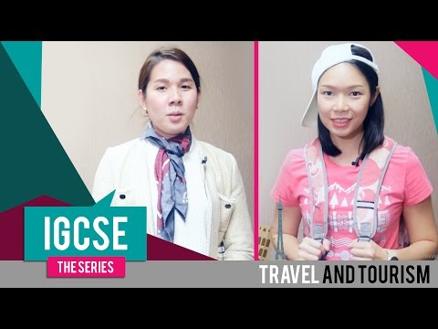 IGCSE THE SERIES - TRAVEL AND TOURISM