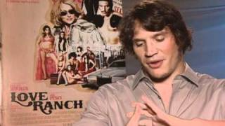 Love Ranch - Exclusive: Sergio Peris-Mencheta Interview