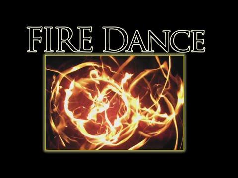 Fire Sound Dance Trance Meditation - Native American Drum Ritual
