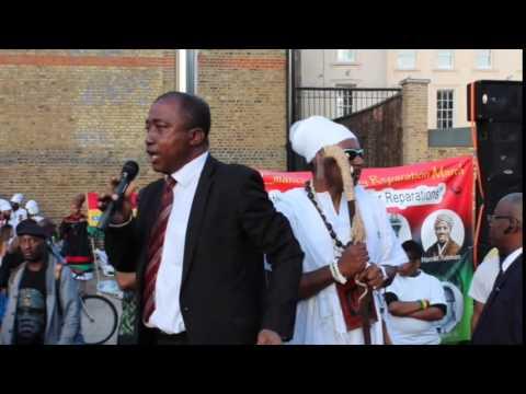Indigenous People of Biafra UK Rally 2015