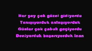 Demet Akalın- Mucize Karaoke