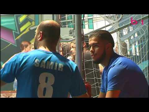 Schaerbeek : sur le tournage de « La fine équipe », le prochain film d'Ismaël Saidi streaming vf