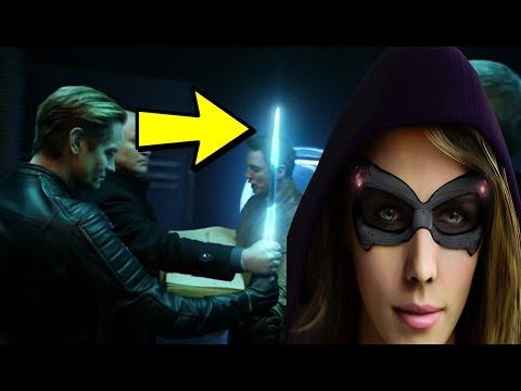 Reverse Flash Turns Felicity Smoak Into A Superhero? - Legends Of Tomorrow Season 2