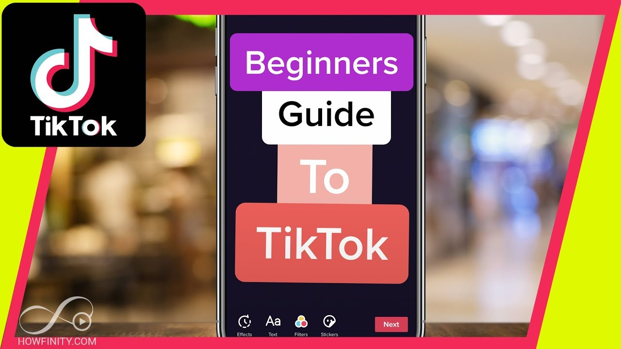 How To Use Tiktok Complete Beginners Guide Youtube