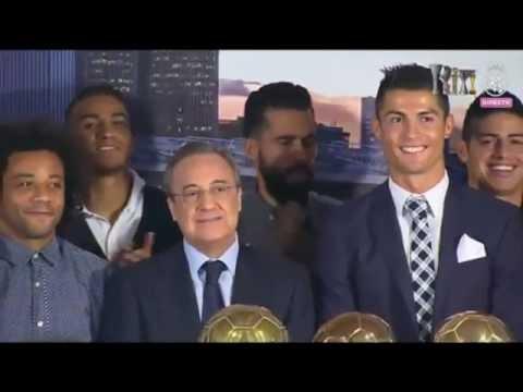 Cristiano Ronaldo All-Time Top Goalscorer Real Madrid