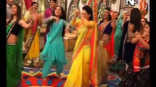 Rain dance on the sets of Yeh Rishta Kya Kehlata Hai