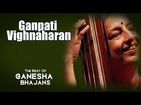 Ganpati Vighnaharan | Ashwini Bhide Deshpande | ( Album: The Best Of Ganesha Bhajans )