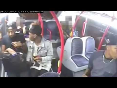Immigrants from Somalia attack a british girl