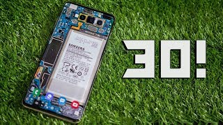 Samsung Galaxy S10 Plus - One Month Later Review!